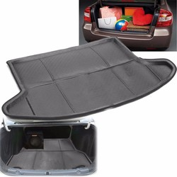 MyXL Auto Tailcase Mat Mantel Kofferbak Cargo Mat voor Mazda/CX-5 20132015Zwart <br />  Audew