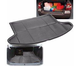 Auto Tailcase Mat Mantel Kofferbak Cargo Mat voor Mazda/CX-5 20132015Zwart <br />  Audew
