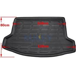 MyXL Fit Voor Subaru XV Crosstrek 2012 20132015Boot Mat Kofferbak Lijnvrachtverkeer Tray Floor Tapijt Modder Kick Protector <br />  MISIMa