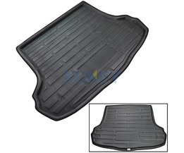 Accessoires Voor Hyundai Elantra Avante i35 Sedan 2011-Kofferbak Cargo Boot Vloermat Liner Lade Tapijt 2012 2013<br />  MISIMa