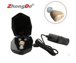 Oplaadbare mini hoortoestellen versterker ZD-900D oor geluidsversterkers gehoorapparaten oplaadbare gehoorapparaat <br />  ZhongDe