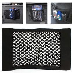 MyXL Universele Kofferbak Netto Doos Opbergtas Netje 40 cm * 25 CM Auto Styling Bagage Holder Pocket Sticker kofferbak Organizer <br />  GLCC