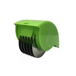 MyXL Kruid Rolling Roll rollers Mincer Kruiden Handleiding hand Sjalot cut Cutter Snijmachines 6 Rvs Blade Keuken groente chop
