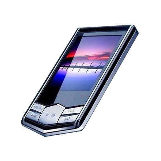 NewKoopPopulaire Zwart 1 ST 4 GB 4G MP3 MP4 Speler Met FM Radio Functie Slim 1.8 LCD TFT
