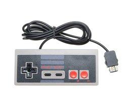 Wired Retro Gaming Controller Voor NES Klassieke Editie Voor Mini NES Console Gamepad JoyStick Voor Nintendo Systeem Voor Wii