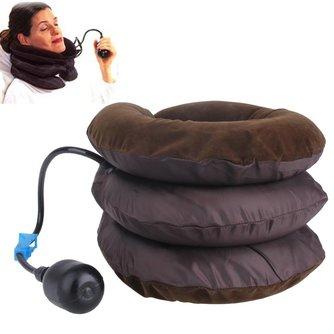 Air Cervicale Hals Traction Softbrace Apparaat Hoofd Schouder Terug Nekpijn Gezondheidszorg