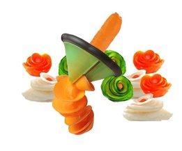 Creatieve keuken gadgets plantaardige spiralizer slicer tool/keuken accessoires koken gereedschap
