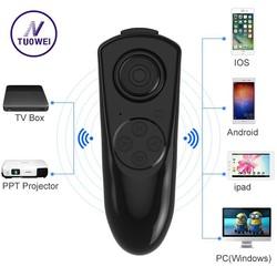 MyXL Bluetooth Gamepad VR Controller compatibel iOS Android telefoon Selfie Joystick Sluiter Afstandsbediening voor Telefoon PC TV box Smart TV