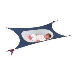Zuigeling Veiligheid Baby Hangmat Gedrukt Pasgeboren kinderen Afneembare Meubels Draagbare Bed Indoor Outdoor Opknoping Seat Tuin Swing