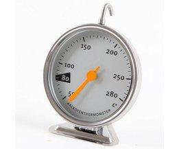 Keuken Clocking Voedsel Vlees Temperatuur Stand Up Dial Oven Thermometer Gauge Gage keuken Accessoires