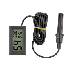 MyXL Professionele Mini Probe LCD Digitale Thermometer Hygrometer Temperatuur-vochtigheidsmeter Digitale Display