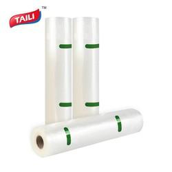 MyXL TAILI 3 ROLLS 28*490 CM Vacuumsealer Zak Voedsel Vacuümzak Heat Seal Zak Houden Voedsel Langer Vers Vacuümzak voor voedsel