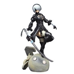 MyXL PS4 Game anime figuur NieR Automaten YoRHa Nr 2 Type B 2B Cartoon Speelgoed Action Figure Model Doll