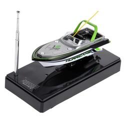MyXL Mini Boot Radio Elektrische Afstandsbediening RC Super Mini Speedboot Dual Motor voor Kids Kinderen Kerst Verjaardag Speelgoed