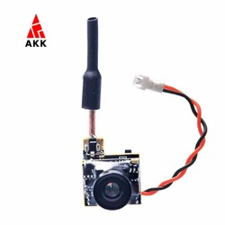 MyXL AKK BS2 5.8G 48CH 25 mW VTX 600TVL 1/3 Cmos AIO FPV Camera voor FPV Drone Zoals Tiny Whoop Blade Inductrix etc