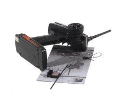 Voor FS GT2 2CH 2.4 GHz Radio Afstandsbediening Zender/Ontvanger Schakelaar RC Auto Boot Met Ontvanger Afstandsbediening