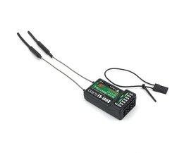 Flysky 2.4G 6CH FS-iA6B iA6B Ontvanger PPM Pwm-uitgang Met iBus Poort Compatibel met FS-i6 i6S i6X i8 i10