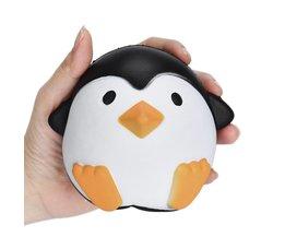 12 CM anti stressbal Squeeze Speelgoed kawaii jumbo squishy speelgoed trage stijgende dieren pinguïn stress speelgoed voor kids stretchy speelgoed