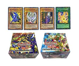 288 Stks/set Yu Gi Oh Game Collection Card Yugioh Kaarten Figuur Speelgoed Kaarten Engels Versie 87*62mm