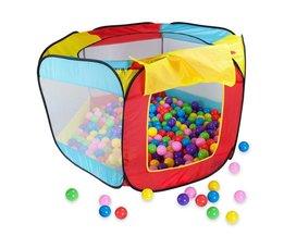 Speelhuis Indoor en Outdoor Gemakkelijk Vouwen Oceaan Ballenbad Pit Game Tent Play Hut Meisjes Tuin Playhouse Kids Kinderen Speelgoed Tent