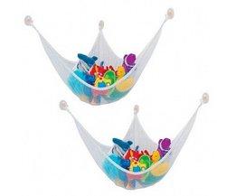 1 ST kinderen Speelgoed Opbergtas Hangmat JUMBO Deluxe Pet Organiseren Hoek Knuffel Hangmat Netto Dieren Speelgoed Zak CX671964