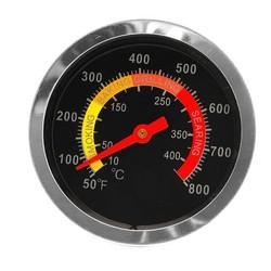 MyXL Rvs BBQ Roker Grill Thermometer Temperatuurmeter 50-800 Graden Fahrenheit 10-400 Graden Celsius