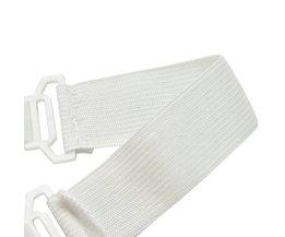 4 stks/partij Multipurpose Laken Fasteners Matras Elastische Houder Clip Grijpers Tool Bed Bladgrijpers Fasteners Thuis Textiel