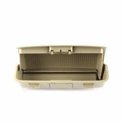 MyXL OEM 1K0 868 837 Beige Auto Zonnebril Case Opbergdoos houder past voor VW Golf MK6 Jetta MK5 Passat Skoda Superb Yeti