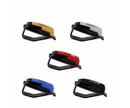 1 Stks Auto Fastener Cip Auto Accessoires Auto Voertuig Zonneklep Zonnebril Brillen Bril Ticket Houder Clip Kleur Willekeurige