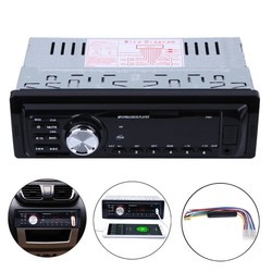 MyXL 1 Din Auto Auto Radio Audio Stereo Mp3-speler In-Dash 5983 Ondersteuning FM SD AUX USB 4-Channel Voor Voertuig FM Stereo Radio Mp3-speler
