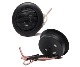 Super Power Luidspreker Component Speakers voor Auto Stereo TS-T120 Flush/Oppervlak Mount Dome Tweeter Kleine Auto Audio Auto Tweeters