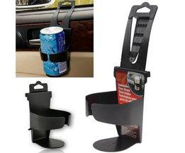 JETTING BlackUniversele Deur Seat Clip Mount Bidon Bekerhouder Auto Vrachtwagen Boot