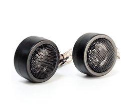 Auto Luidspreker Dome Tweeter 200 W Superh Hig Power Dome Tweeter Audio Auto Soundcomponent speakers voor auto stereo