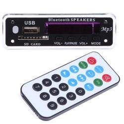 MyXL Auto USB Mp3-speler Geïntegreerde Bluetooth handsfree MP3 Decoder Board Module ZTV-M01BT Afstandsbediening USB FM Aux Radio voor Auto