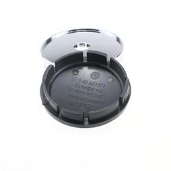 MyXL 4 stks/partij 56mm Auto wiel center hub cap covers 1J0 601 171 embleem LOGO Past Voor VW JETTA PASSAT 1J0601171 auto styling
