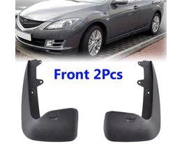 2 St Front L/R Auto Spatlappen Voor Mazda 6 2009-GH serie Spatlappen Splash Guards Mud Flap Spatborden Fender 2010 2011 2012