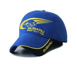 Outdoor Mannen F1 Cap Katoen Mannelijke Sport Motorsport Baseball Caps Auto snapback Zon Hoeden Blauw