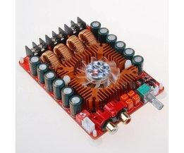 kwaliteit TDA7498E 2X160 W BTL220W mono power digitale stereo versterker AMP board L2-003