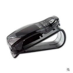 MyXL Auto Fastener Cip Clip Auto Accessoires ABS Auto Voertuig Zonneklep Zonnebril Brillen Bril Ticket Houder Clip