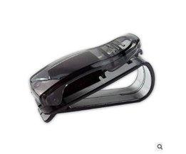 Auto Fastener Cip Clip Auto Accessoires ABS Auto Voertuig Zonneklep Zonnebril Brillen Bril Ticket Houder Clip