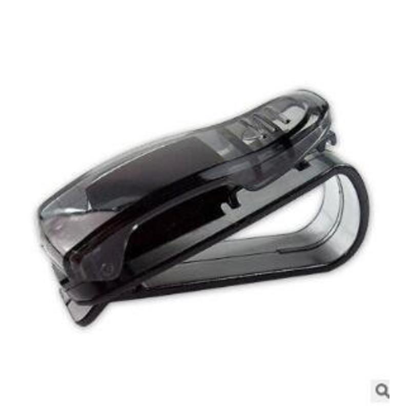 f03977fa2e5dbd MyXL Auto Fastener Cip Clip Auto Accessoires ABS Auto Voertuig Zonneklep  Zonnebril Brillen Bril Ticket Houder