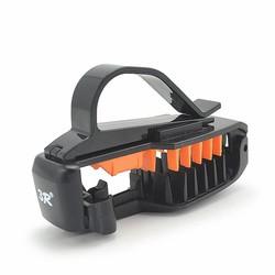 MyXL Auto Styling Zonnebril Brillen Glazen Houder Case Auto Zonneklep Accesoires