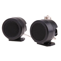MyXL Universele Half Dome Auto Luidspreker Tweeter Hoge Efficiëntie Audio Systeem met Stand Luidspreker Mini Auto Audio Auto-styling