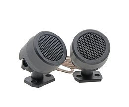 ZYHW2 stks 500 Watt Dome Tweeter Auto Tweeters Speaker 5-20 KHZ 105DB Universele Auto Audio Speakers B0057DLS88