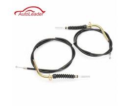 Paar Auto Voorrem Kabel Set Voor Suzuki LT80 LT 80 Quadrunner/Quadsport 1999-2001