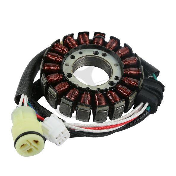 Stator coil voor yamaha raptor 660 yfm660 voor atv beer tracker 250 yfm250 generator motorfiets accessoires