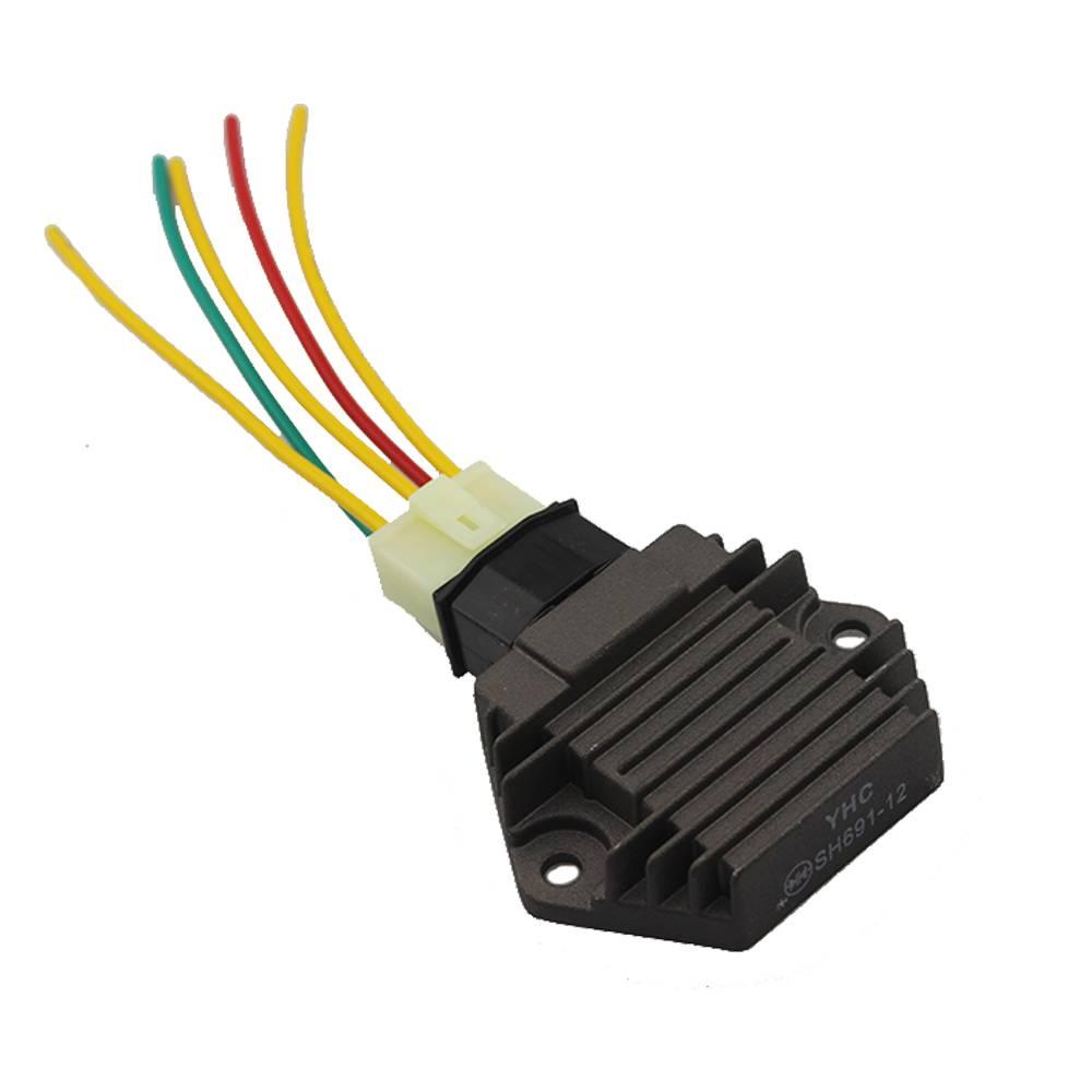 12 V Motorfiets Gelijkrichter Voltage voor Honda VTR1000 FES250 Foresight250 CBR1100XX PC800 VFR400 NC30 CB400 SF CB600 CB500 NES125
