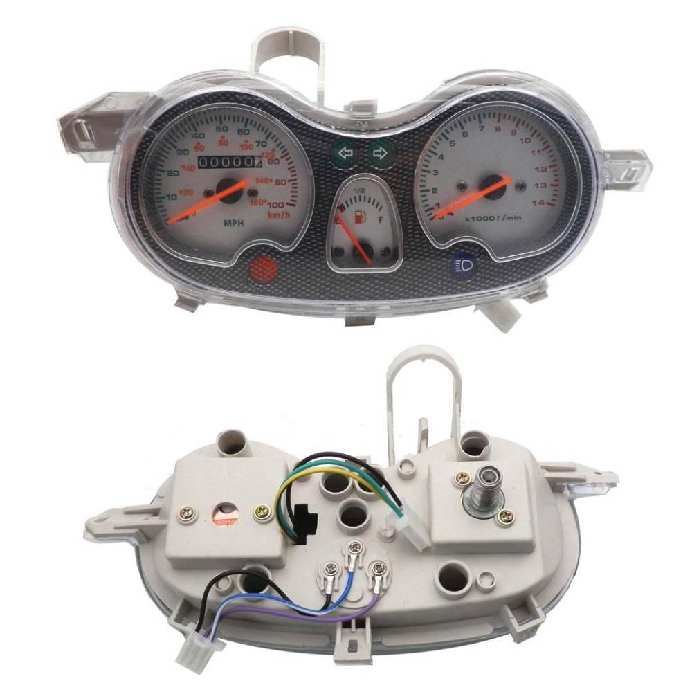 Chinese Scooter Speedo Snelheidsmeter Assemblage Instrument Gauge MD150T-8 SUNL