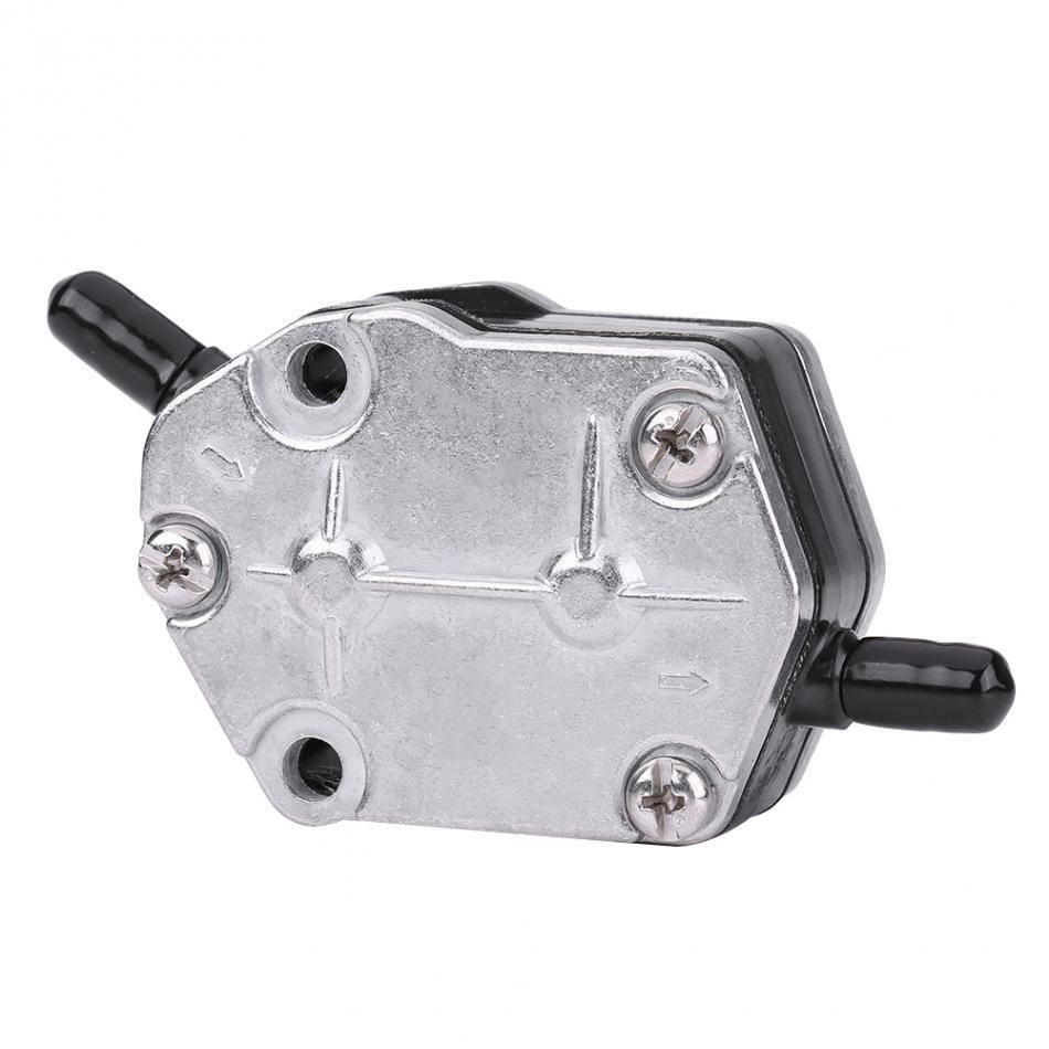 Aluminium Brandstofpomp 6A0-24410-00 692-24410-00 voor Yamaha 25HP-85HP Tohatsu Suzuki Buitenboordmotor Gas Brandstofpomp