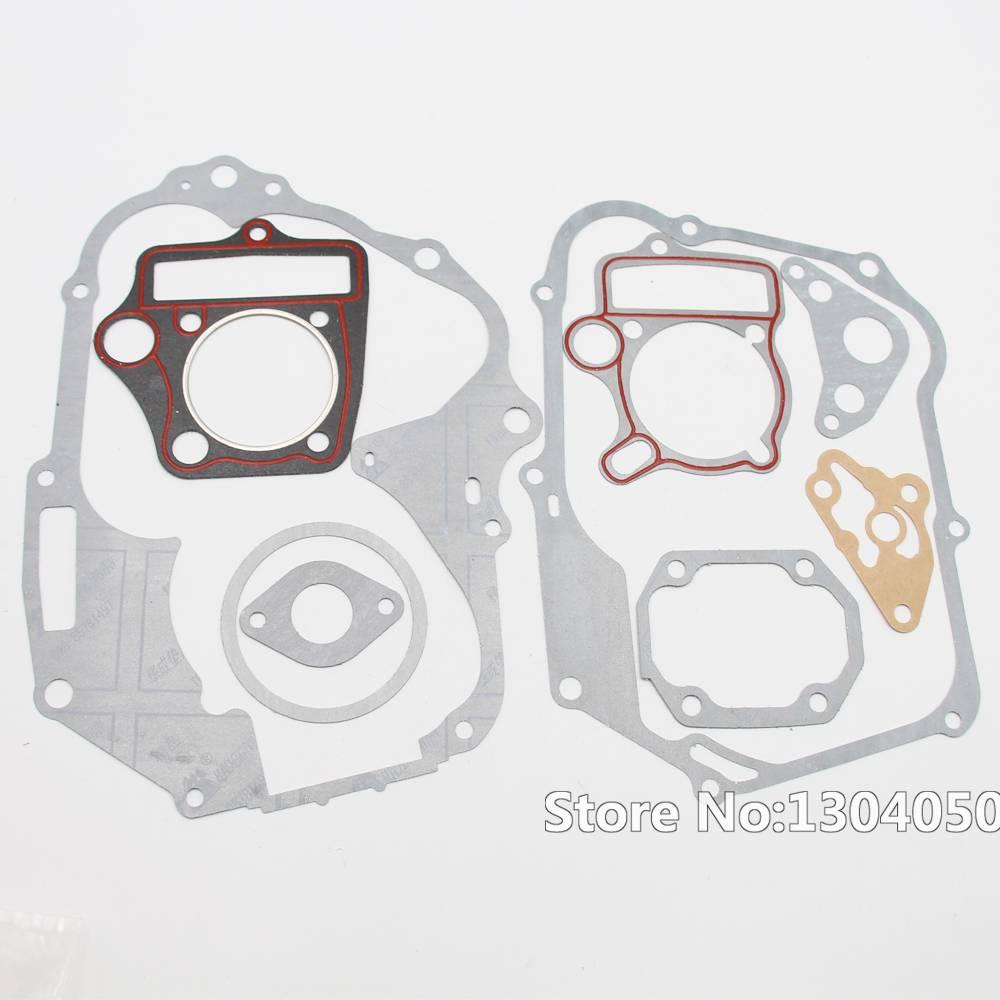 Motor Cilinder Stator Clutch Koppakking Kit 110cc 125cc PIT PRO TRAIL QUAD CROSSMOTOR ATV BUGGY Taot